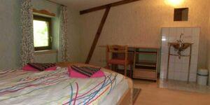 Hostel Domäne Neu Gaarz, Dreibettzimmer in Jabel OT Neu Gaarz - kleines Detailbild