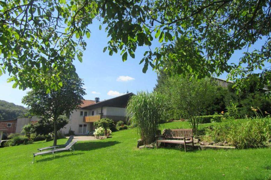 Sonnenplatz im Garten