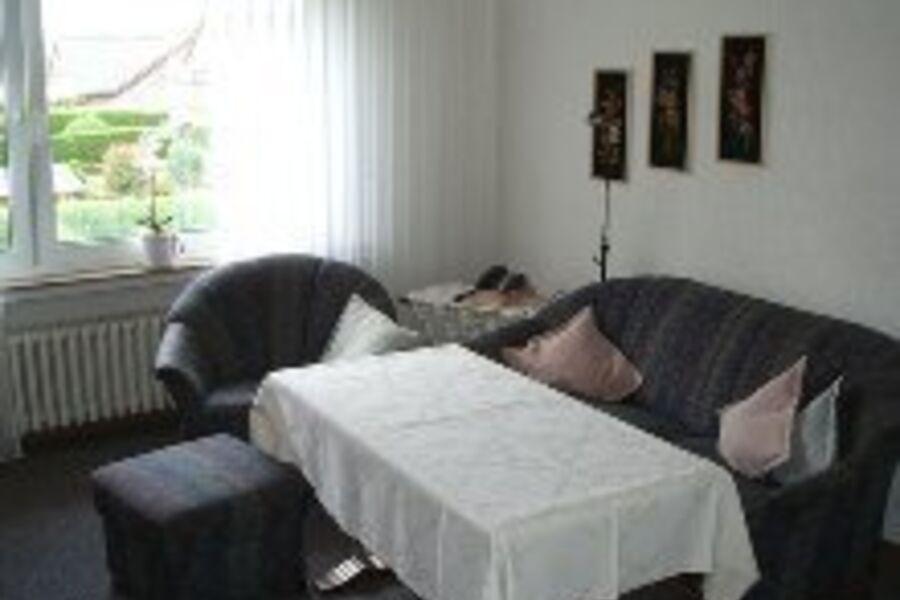Wohnzimmer der 2. Fewo