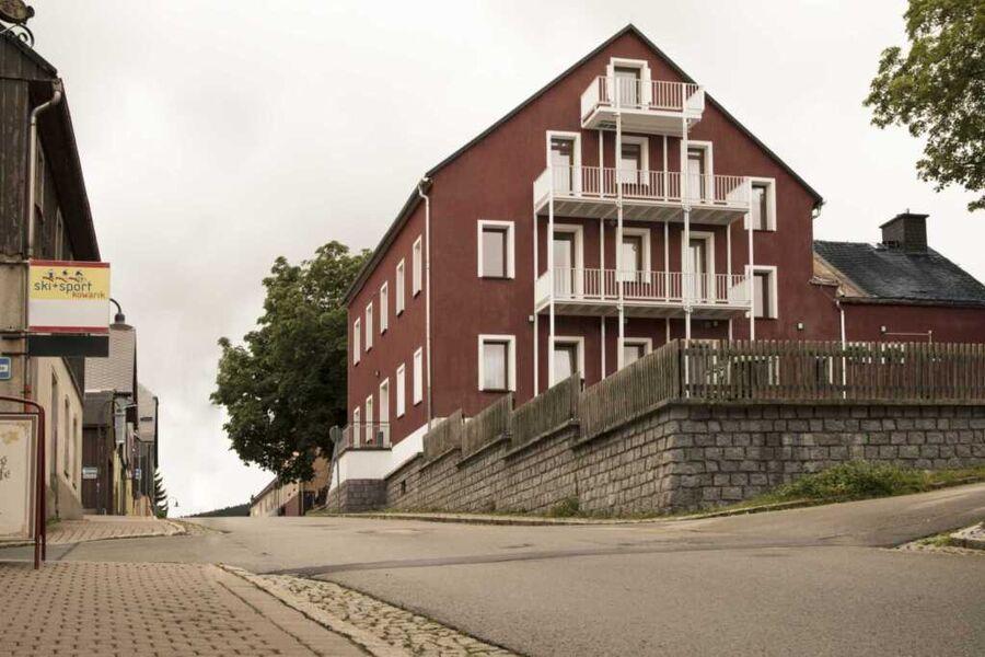 Haus von der Brauhausstraße