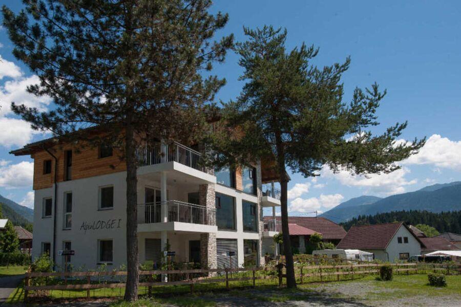 AlpinLODGE**** Schluga, Senior-Apartement-2 Schlaf