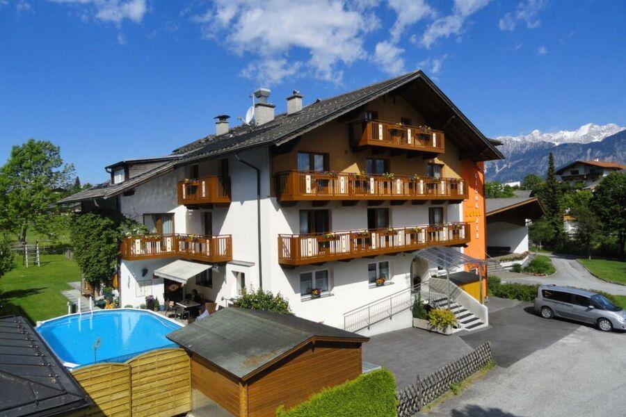 B&B Appartements Glungezer Tulfes mit Pool