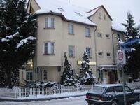 Pension, Café & Restaurant Am Krähenberg (Hotel), Einzelzimmer in Halle (Saale) - kleines Detailbild