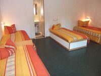 Europäisches Gästehaus Todtmoos, Vierbettzimmer mit Dusche und WC im Zimmer in Todtmoos - kleines Detailbild