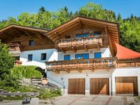 Ferienhaus Chalet Schlossblick Tirol, Ferienhaus Chalet Schlossblick**** in Vomp - kleines Detailbild