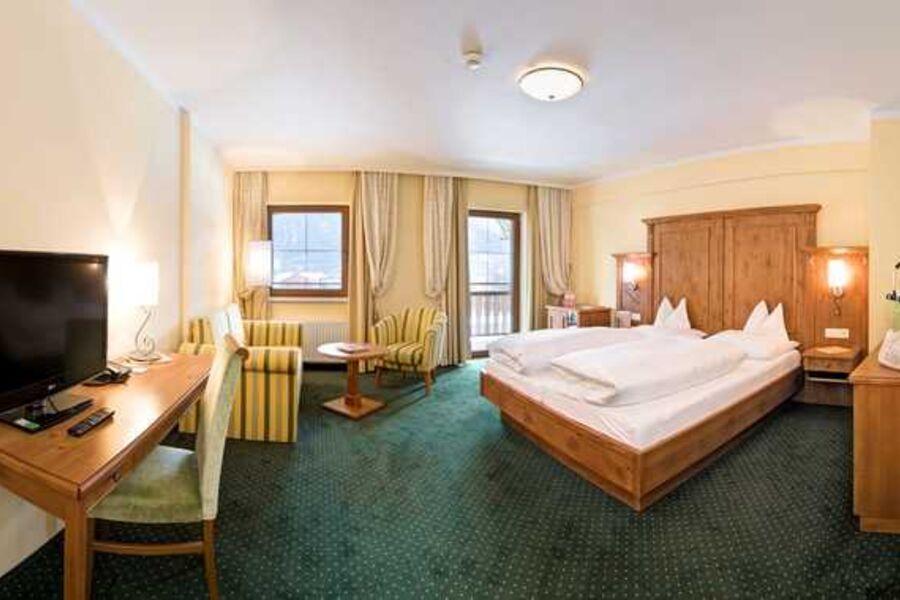 Romantik Hotel der Wiesenhof, Zimmer 'XXLarge'