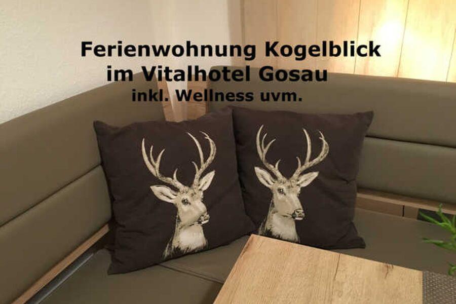 Ferienwohnungen Kogelblick Gosau, Ferienwohnung B