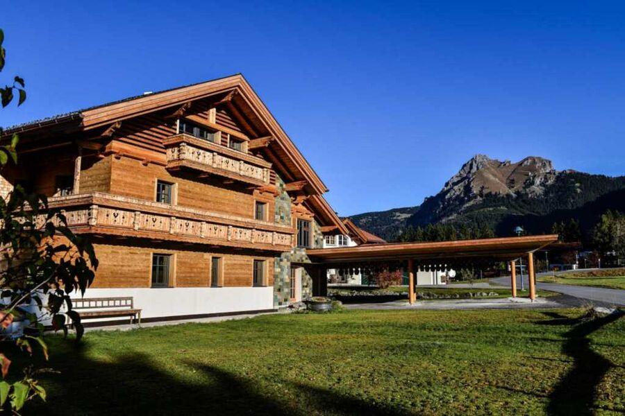 Sonn Alpin, Ferienwohnung 'Alpencharme'