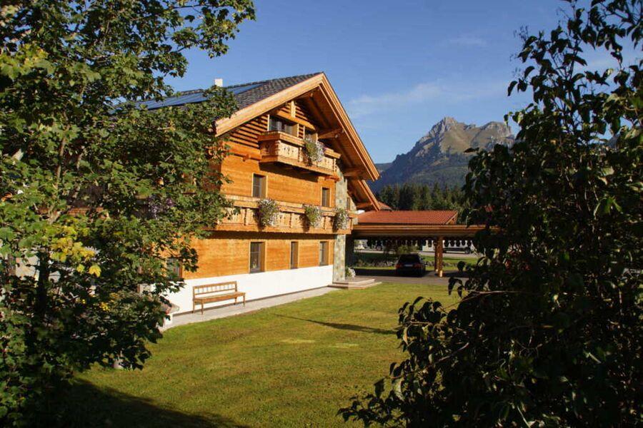 Sonn Alpin, Ferienwohnung 'Herzblut'