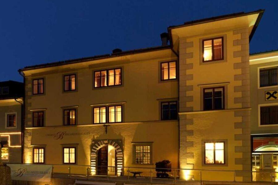 Appartementhaus Oberstbergmeisteramt**** mit Terra