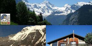 Chalet Iglu - Studio Berg in Wengen - kleines Detailbild
