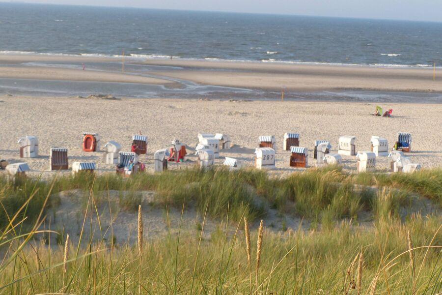 Sonne, Sand und Meer auf der Insel