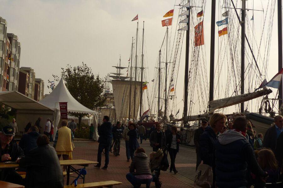 Segelschiffe - wunderschön -