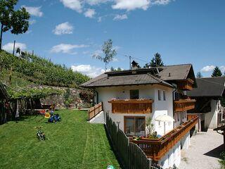 Bauernhof Gruberhof - Ferienwohnung Völlan in Lana - Italien - kleines Detailbild