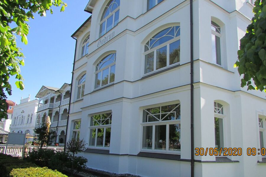 Die Villa Gudrun