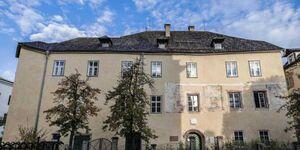 Hofer Haus, Kaiser Maximilian in Bad Aussee - kleines Detailbild