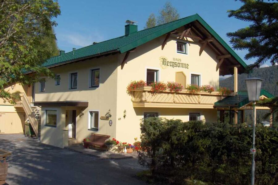 Haus Bergsonne Sommer