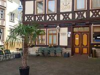 Hotel Im Anker, Vierbettzimmer (1 Doppelb., 2 Einzelb.), inkl. Frühstück in Hann. Münden - kleines Detailbild