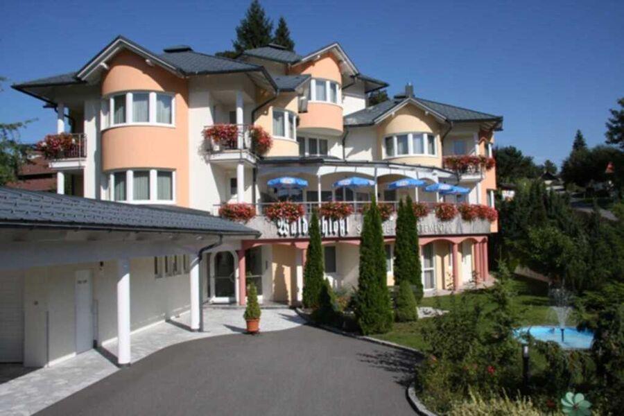 Waldschlößl  - Appartement****, Zimmer mit erweite