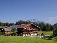 ACHRAINER-MOOSEN, 'Alpenrose' in Hopfgarten - kleines Detailbild