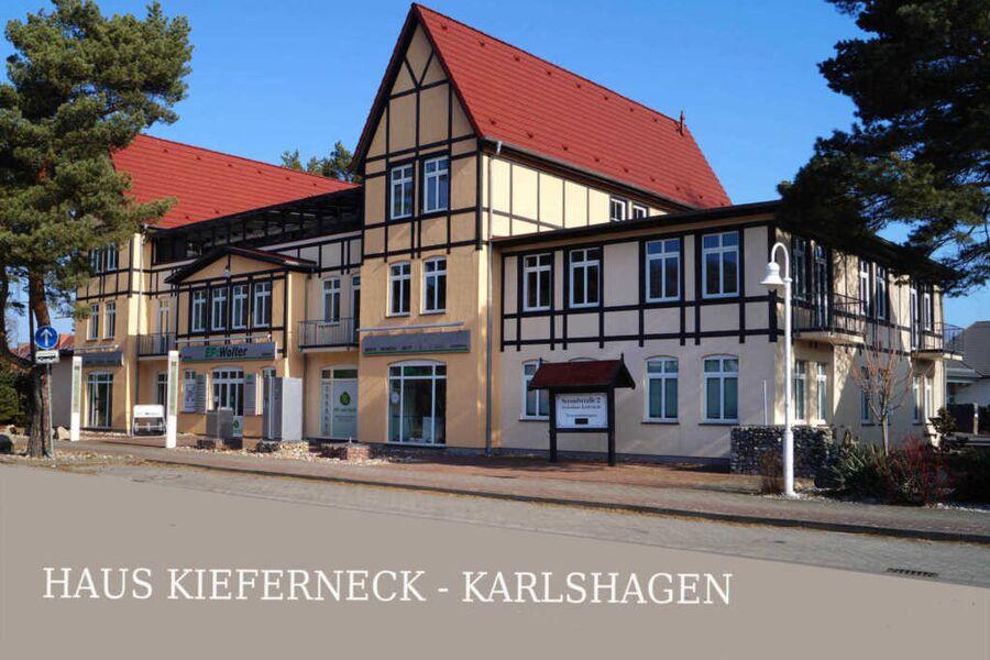 Haus Kieferneck, Wohnung 2