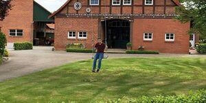 Ferienwohnung im Kuhstall, Ferienwohnung im Kuhstall - wohnen mitten im Grünen in Neustadt am Rübenberge - kleines Detailbild