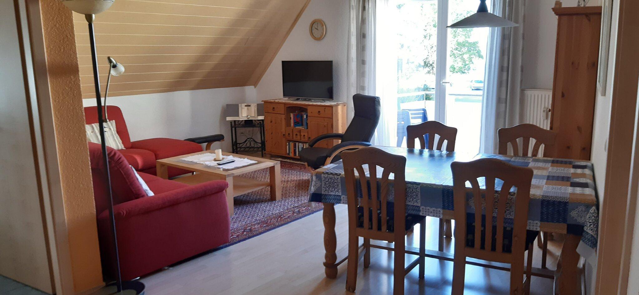 Zi Haus apartment Bad Schmiedeweg In 3 Ferienwohnung 0PX8wknO