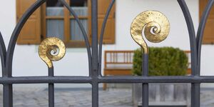 Landhaus Hubertus familienfreundlich mit  Service, Kirchsee FEWO in Bad Tölz - kleines Detailbild