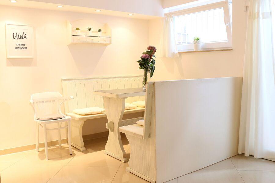 Moderne Wohnküche Ferienwohnung 3