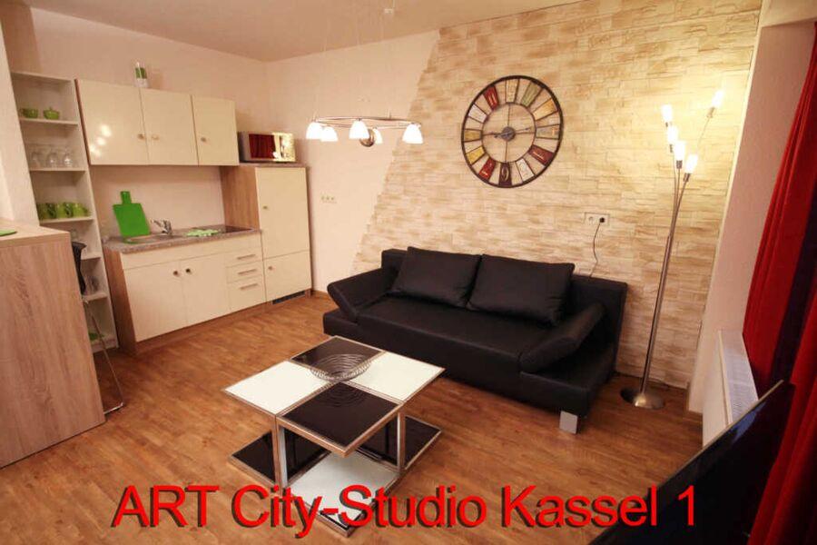 Das ART City-Studio: hell, freundlich und modern