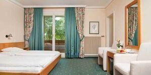 Ferienhotel Schönruh ****, Doppelbettzimmer Kategorie B 2 in Drobollach am Faaker See - kleines Detailbild
