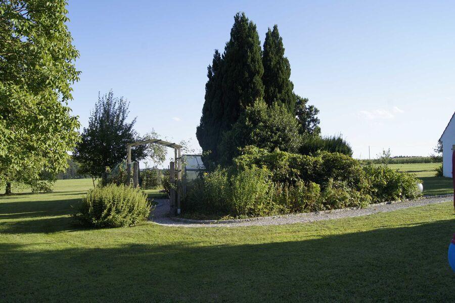 Birkethof Gartenbereich