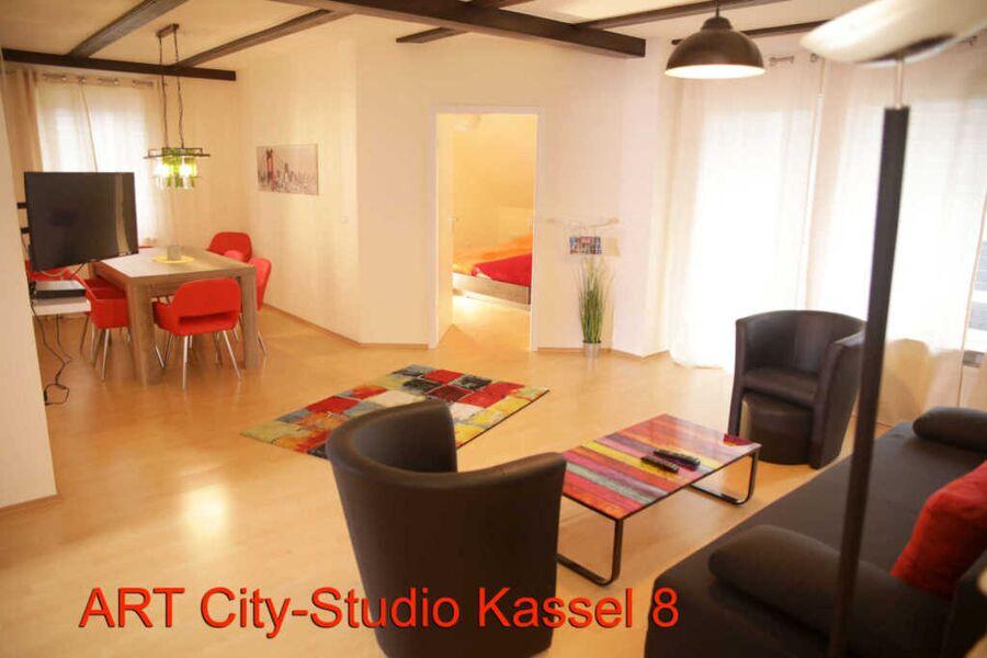 Art City-Studio Kassel 8, Art City Studio 8