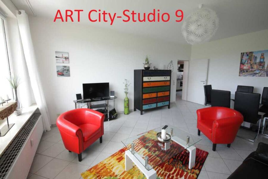 Art City-Studio Kassel 9, Art City Studio 9