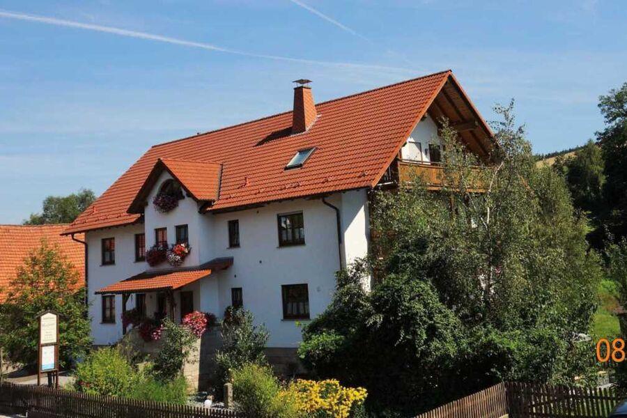 Gästehaus  u. Ferienhof Hüfner, Ferienwohnung Dorf