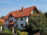 Gästehaus  u. Ferienhof Hüfner, Ferienwohnung Dorfblick 120 m² in Motten - kleines Detailbild