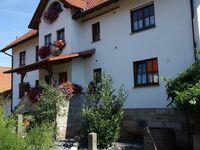 Gästehaus  u. Ferienhof Hüfner, Ferienwohnung Brunnwiese 80 m² in Motten - kleines Detailbild
