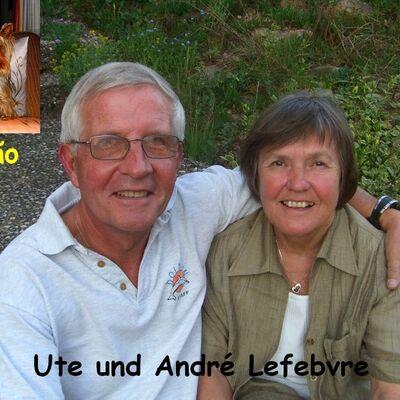 Vermieter: Ute & André Lefebvre