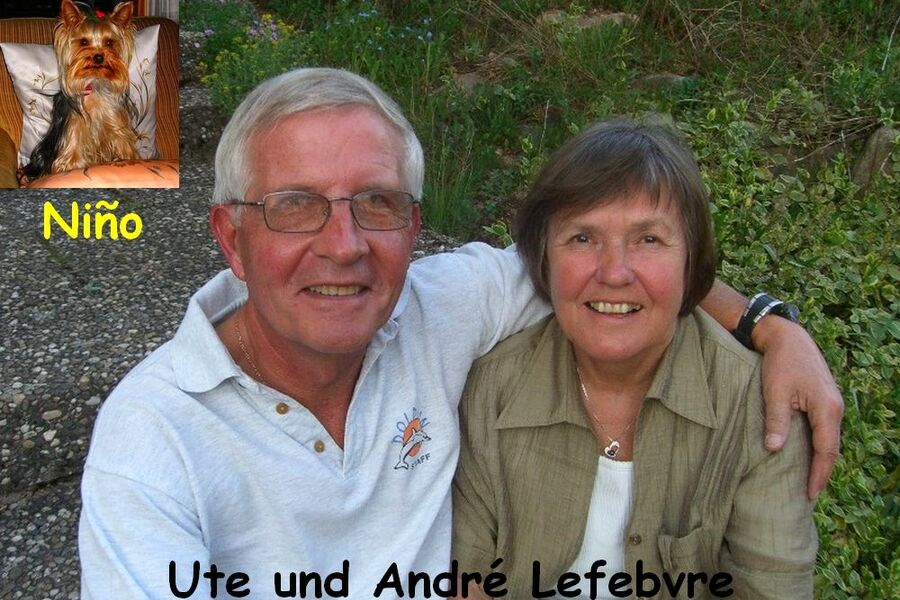 Ute & André Lefebvre