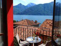 SEEBLICK Comersee moderne ferienwohnung 2-4 pers.Acquaseria, Ferienwohnung mit Seeblick in San Siro Comer See - kleines Detailbild