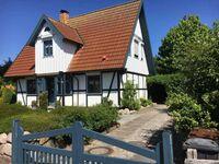Ferienhaus mit viel Platz in Strandnähe, Fachwerkhaus in Damp - kleines Detailbild