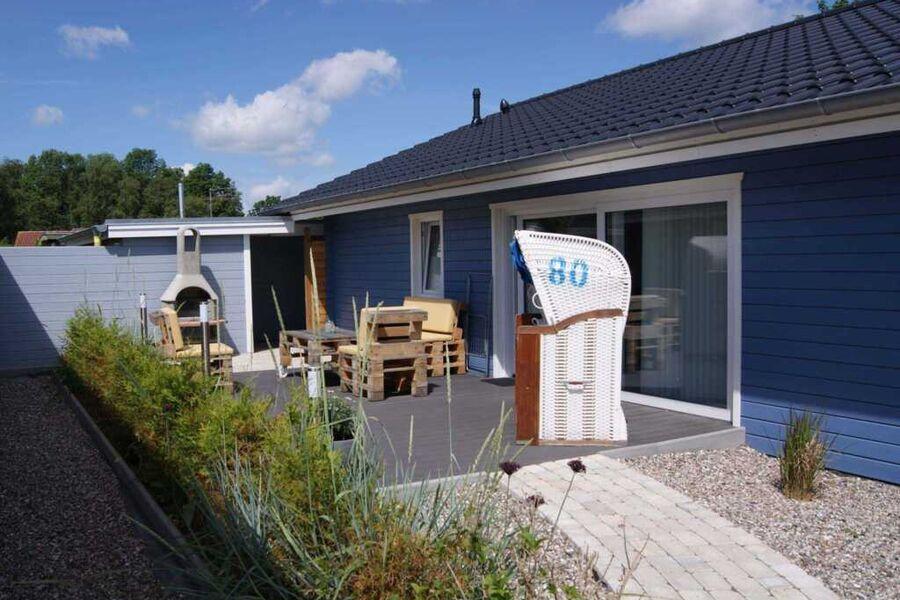 (ERL1) Ferienhaus im Erlenweg Blau, ERL1