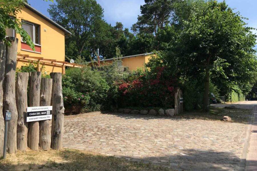 CASA-DEL-MAR - 42 m bis zum Strand Sauna und Kamin