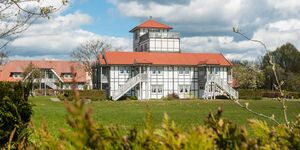 Resort Gutshof Sparow, Appartement Turmhaus 4 Personen in Nossentiner Hütte OT Sparow - kleines Detailbild