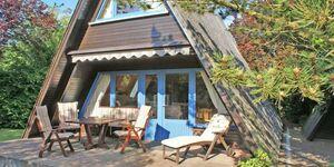 grosse Terrasse in sonniger Lage, Zeltdachhaus in Damp - kleines Detailbild