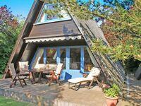 Zeltdachhaus - grosse Terrasse - moderne Ausstattung, Zeltdachhaus in Damp - kleines Detailbild