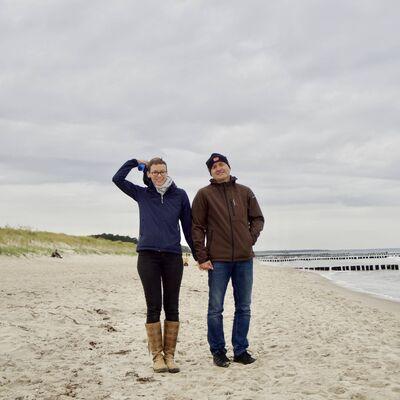 Vermieter: Am Strand