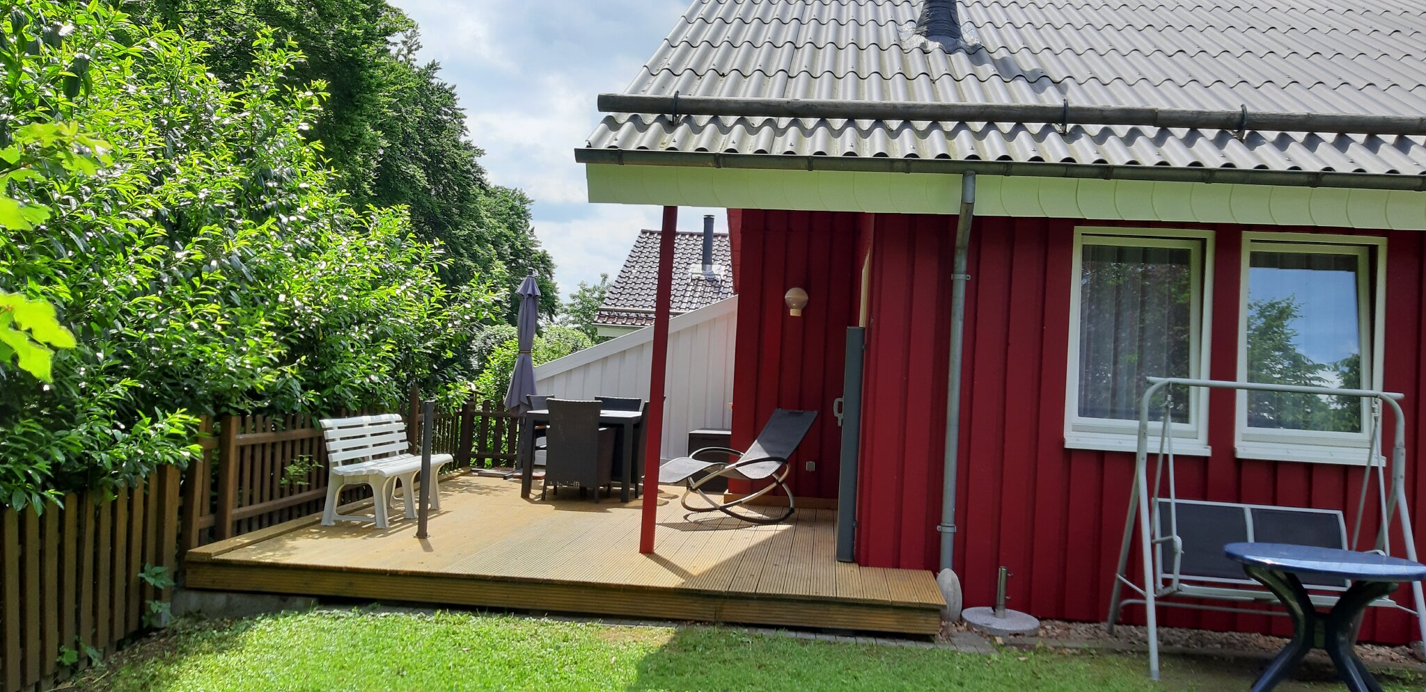 Waldhaus Nr. 75 Ferienpark Extertal
