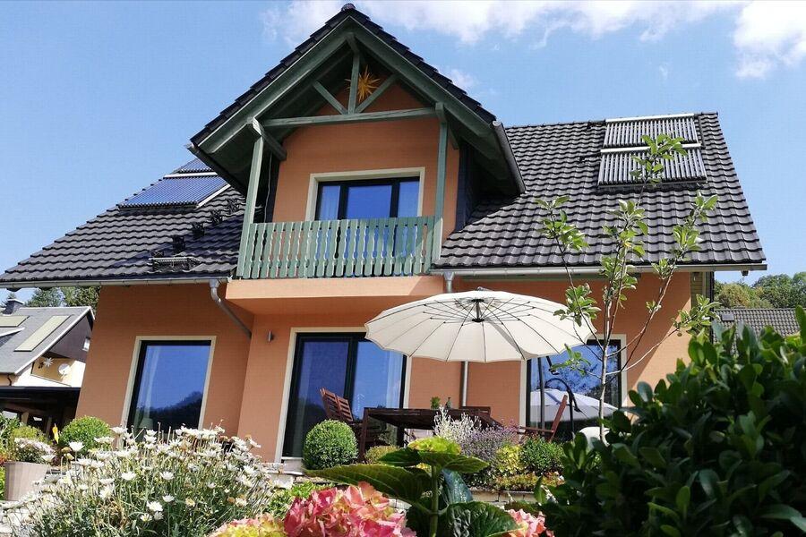 Das Haus mit integrierter Ferienwhg
