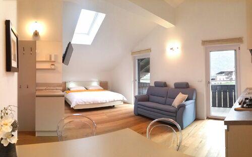 Apartments Traubenhof - Wohnung Ostblick